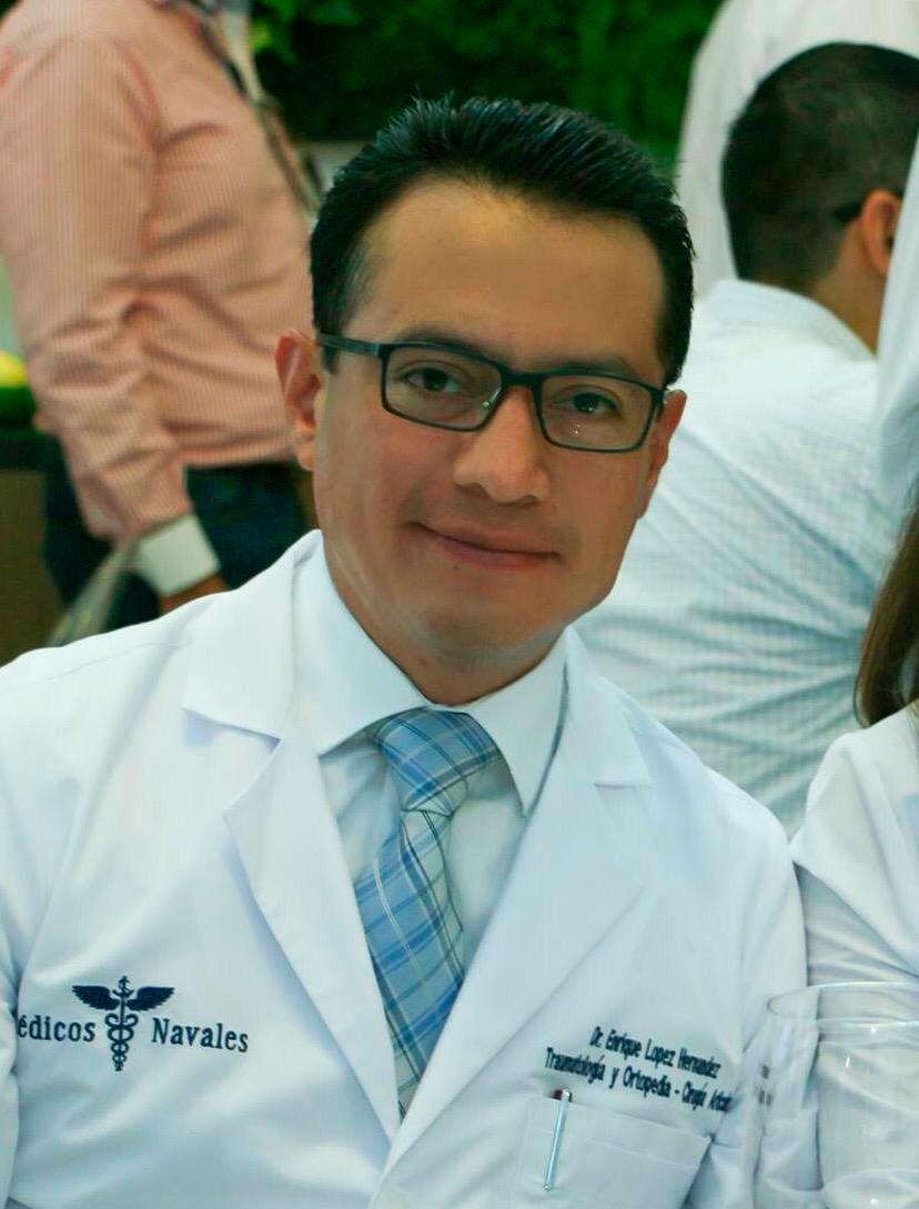 Ortopedistas en Veracruz - Dr. Enrique Lopez